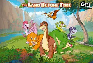 Em Busca do Vale Encantado: Coleção Completa (The Land Before Time Collection) 1988~2007 (DVD RipDualAudio) Torrent