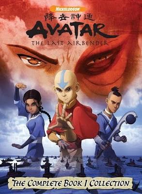 Avatar : A Lenda de Aang (Avatar: The Legend of Aang) : 1º, 2º e 3º Temporada Completa (Dublado) (2005) (RMVB)