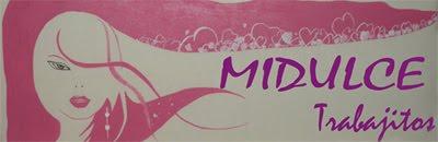 MIDULCE - Trabajitos