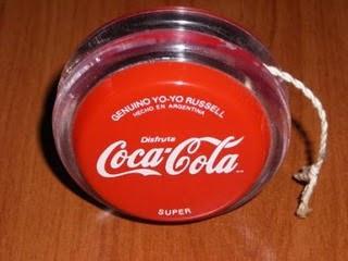 Yo-yo Coca Cola
