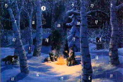 Nätverket Seniorhusets Adventskalender 2007