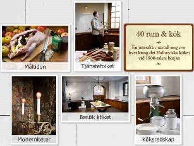 40 rum och kök, Hallwylska museet
