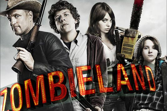 Vng t Thy Ma , Zombieland poster