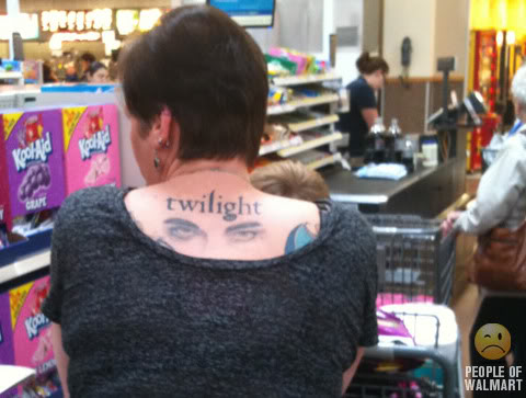 Terrible Twilight Tattoos