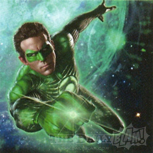 Green lantern coupons