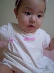 Giovanna com 9 meses