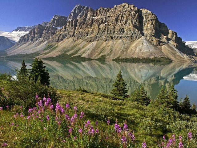Paisaje natural (Canadá)