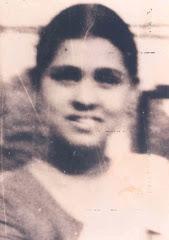 Amy Pinto (1925-69)