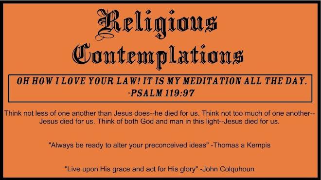 Religious Contemplations