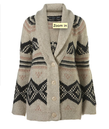 A Fair Isle Sweater to Make You Think – Possessionista Celebrity Style
