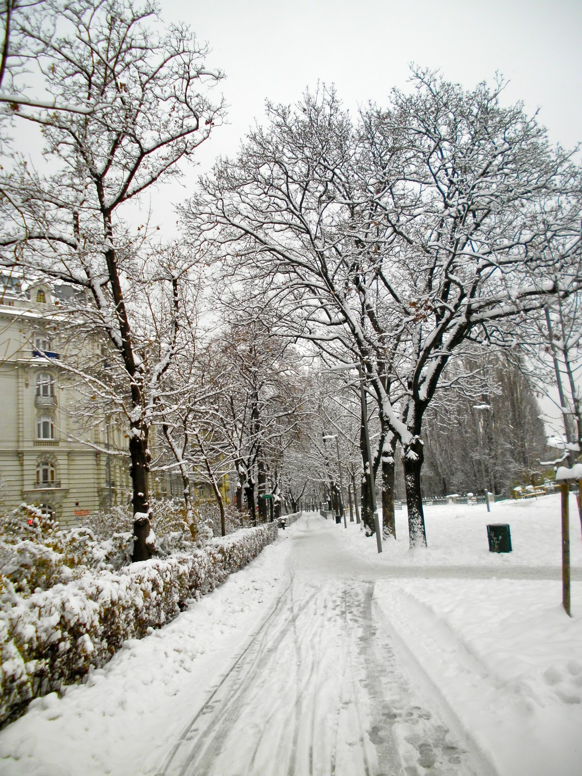 travel yoga and the funny things in life snow snow snow