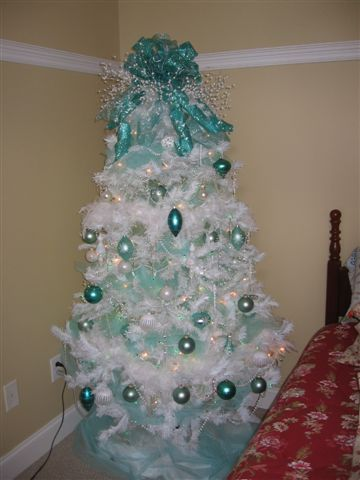 Melody Teal Tree