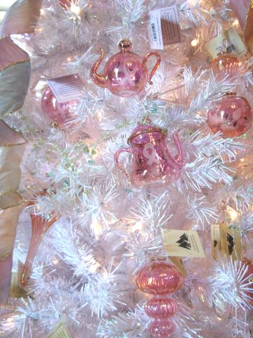 Shauna Close Up  Pink Tree
