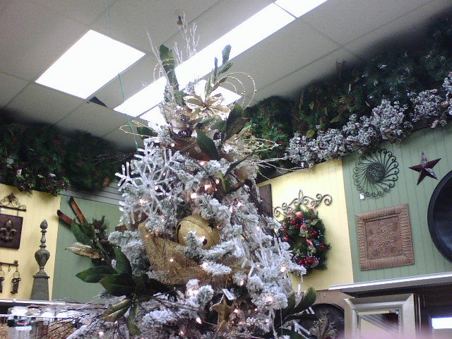 Woodland Tree Topper Porters Crafts