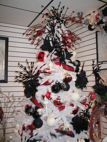 White and Black Tree Taken by Brooke at Ralph Jones