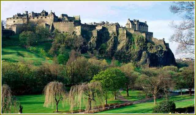 BONNIE SCOTLAND!