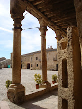 Castilla. Villa de Pedraza de la Sierra. Segovia. España