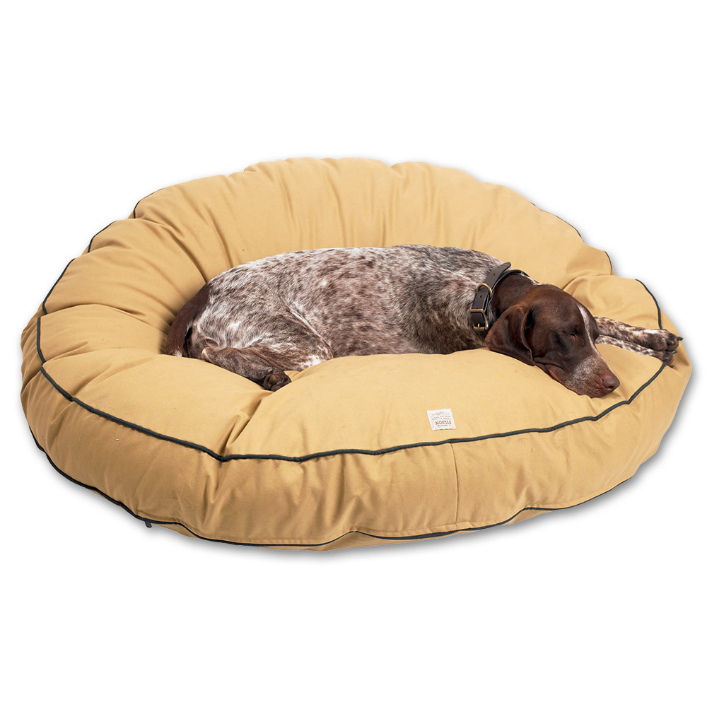 carhartt canvas dog bed - noten animals