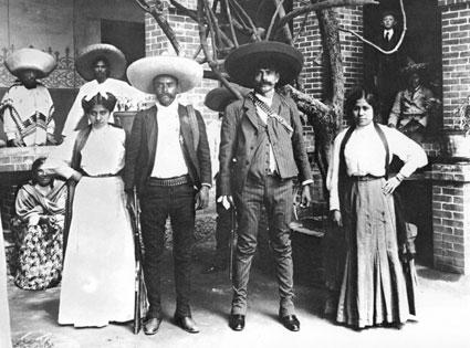 Un mundo perfecto la revolucion mexicana aftermath por - Azulejos zapata ...