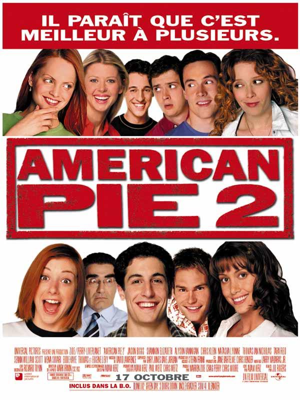 American Pie 2: A Segunda Vez é Ainda Melhor Dublado