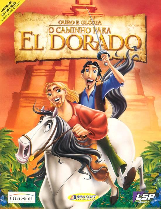 O Caminho Para El Dorado   Dublado