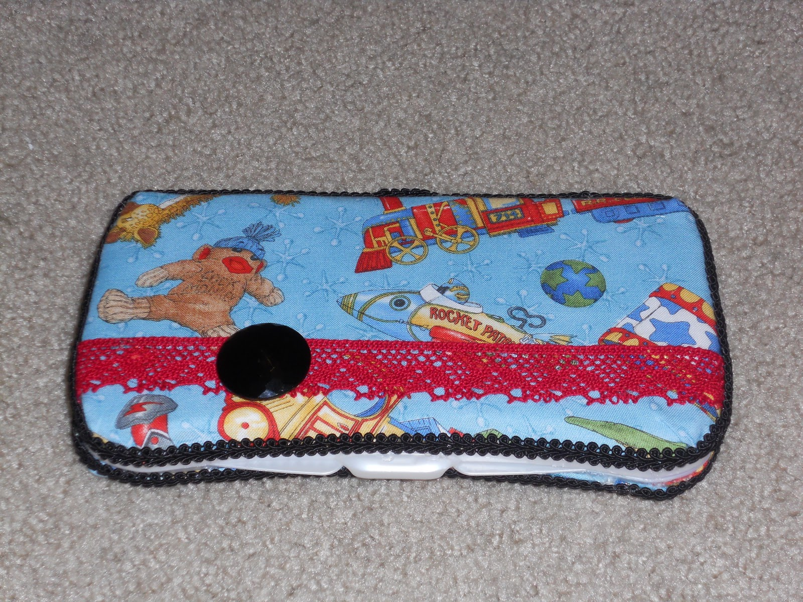 Baby wipe case cover tutorial she ashley or so