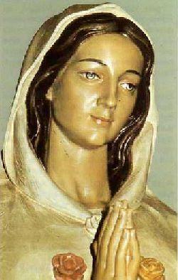 Sancta María ora pro Nobis