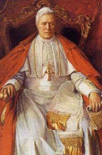 San Pio X Defensor de la Tradición