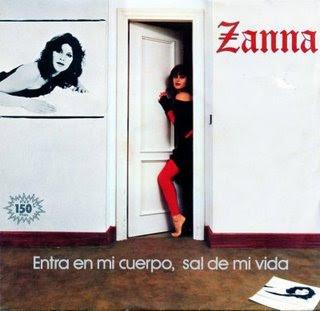 Zanna - Entra En Mi Cuerpo, Sal De Mi Vida