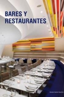 Libro bares y restaurantes lo ltimo for Libros diseno interiores