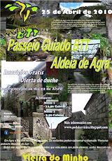 PASSEIO GUIADO BTT ALDEIA DE AGRA