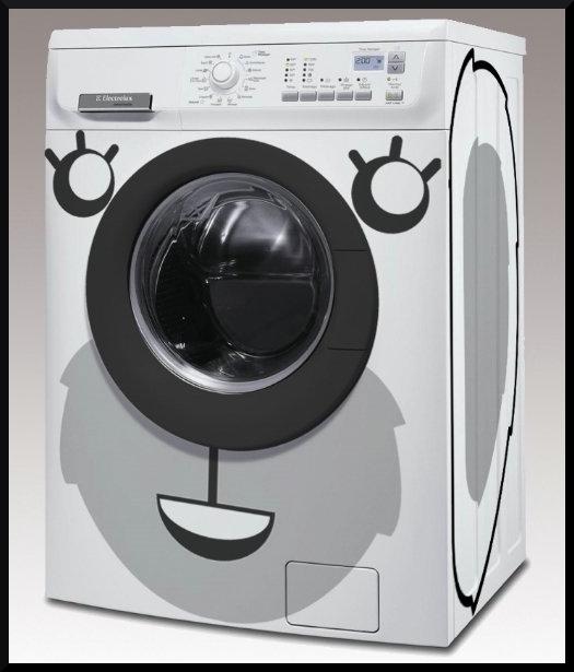 Mon lave linge est un koala ndk design sur 23 26 - Lave linge qui sent mauvais ...