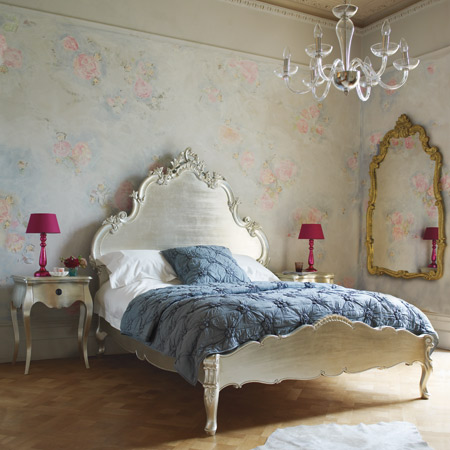 Silver Bedroom Furniture Being Brazen