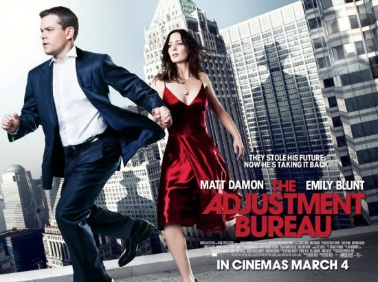 The Adjustment Bureau (2011)