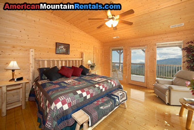 22 people can sleep in this big cabin 8 bedroom cabin in gatlinburg