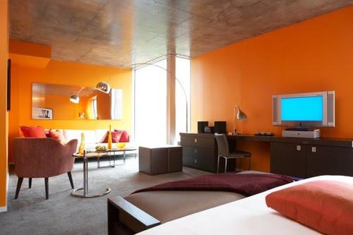 Sala De Estar Com Laranja ~ tenho a sala pintada de cor de laranja e já estou a ficar saturada de