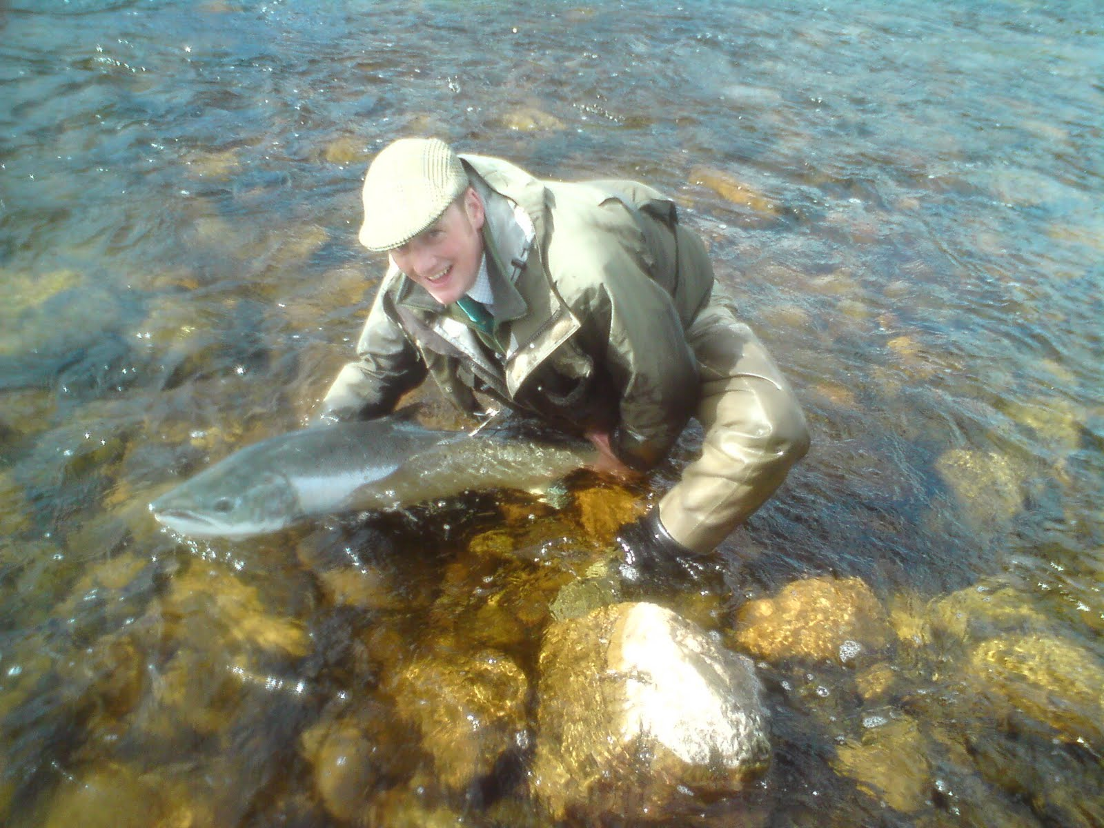 Salmon fishing scotland salmon fishing scotland savills for Fishing in scotland