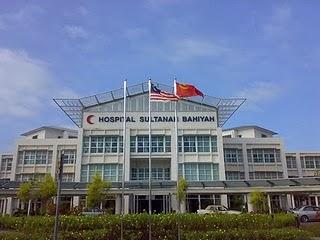 Lembaga Pelawat HSB Mohon Kementerian Kesihatan Guna Semula Hospital Alor Setar