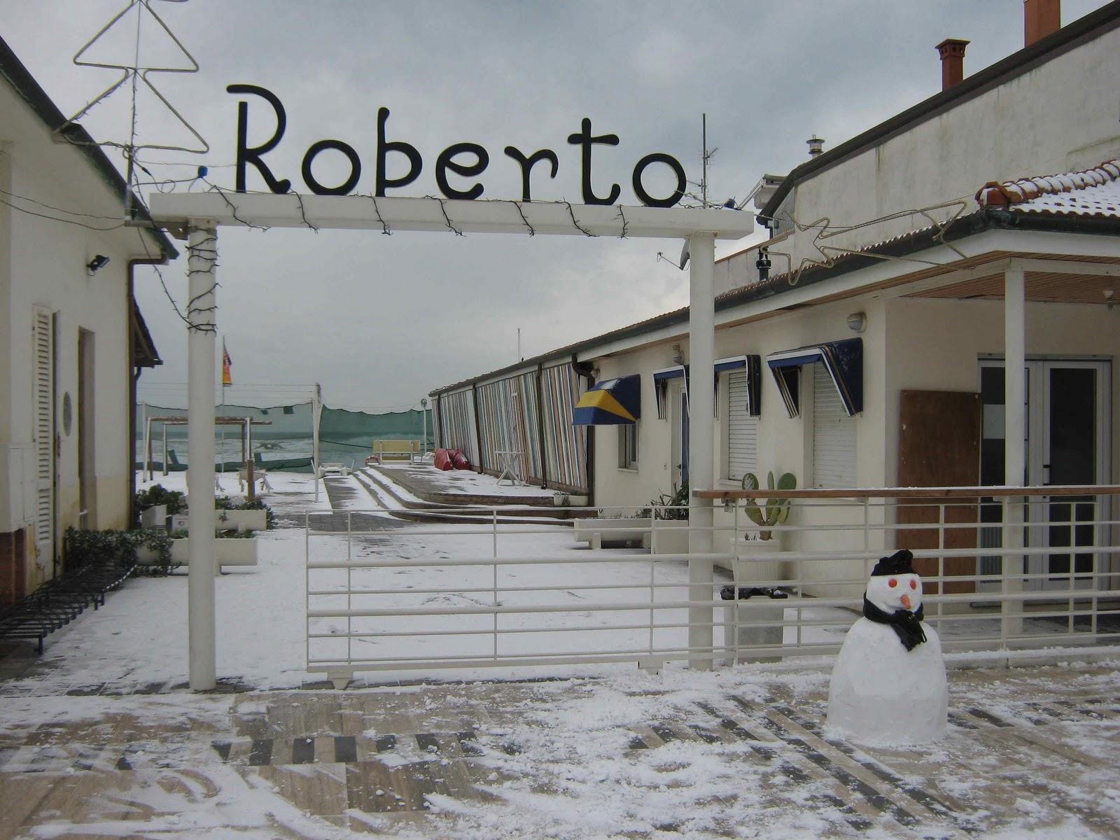 Bagno roberto lido di camaiore neve a viareggio lido di - Bagno genova viareggio ...