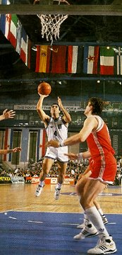 Gallis vs Sabonis