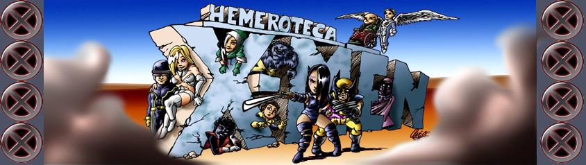 Hemeroteca XMEN. Otras series