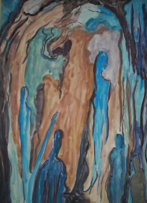 Muntele albastru