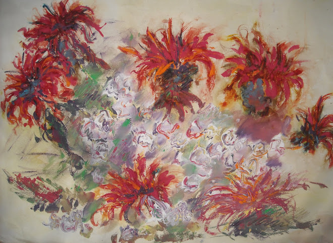 flori de busuioc
