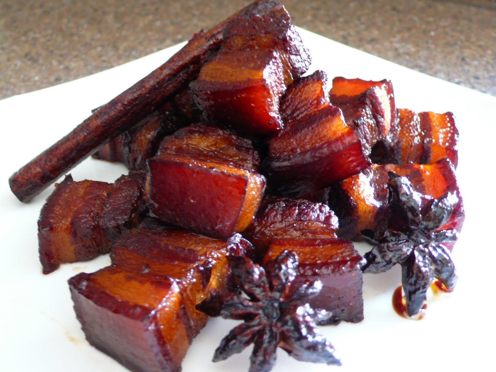 ... the Blue Apocalypse: Communist Pork - Red Cooked Pork (Hong Shao Rou