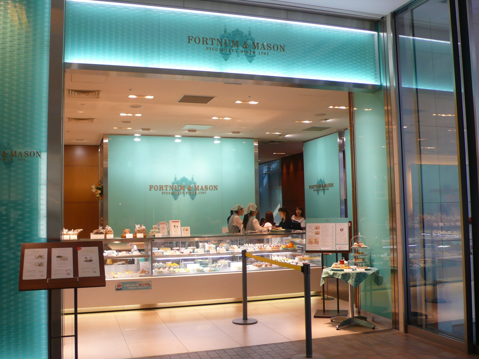 Food Endeavours of the Blue Apocalypse: Japan #14 - French bakeries ...