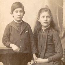 Syskonen Gösta och Signe