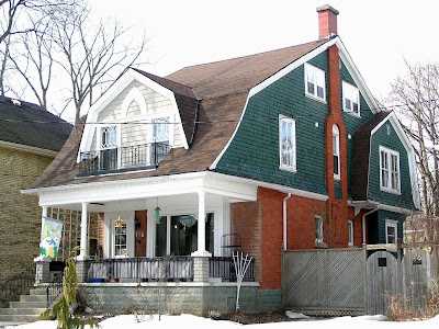 A Field Guide To Building Watching 6 Dutch Colonial Revival