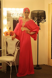 PINK KAFTAN BY ARIWEDDINGCOUTURE