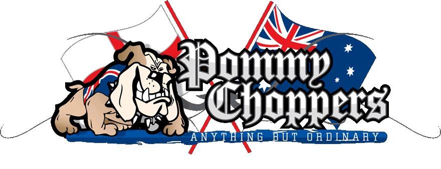Pommychoppers QLD Australia