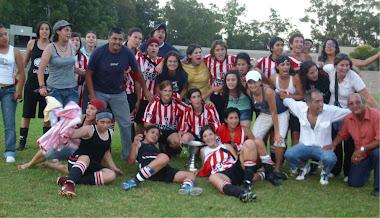 Campeonas Uruguayas  2007